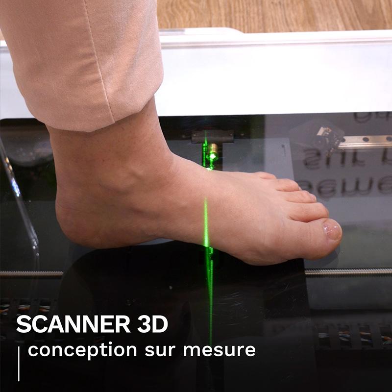 Scanner 3D Solefarma